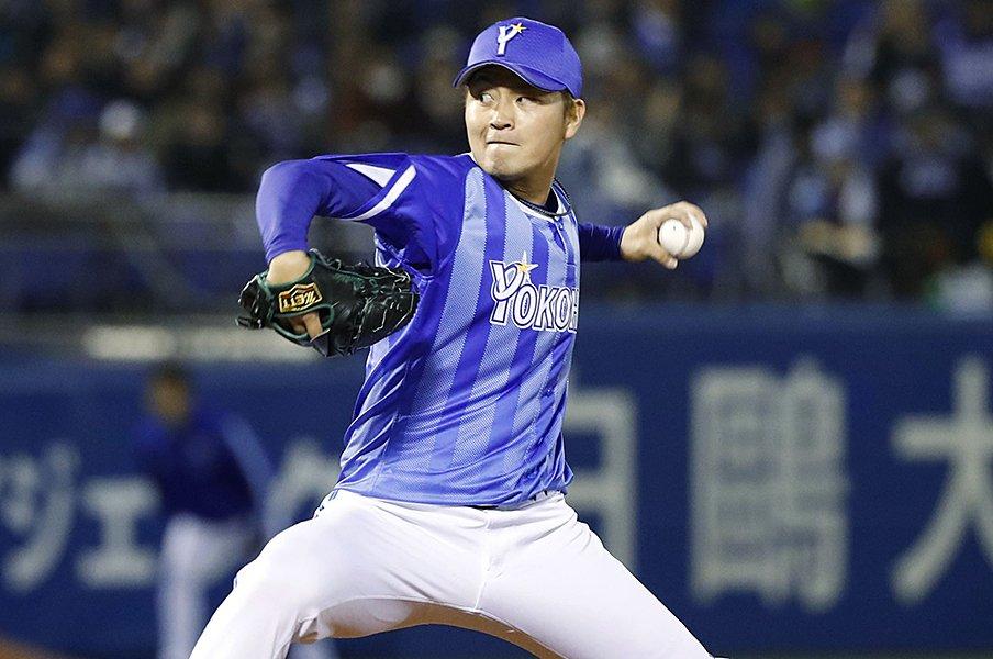 ベイスターズ大型連敗とブルペン。木塚コーチが語った「誤差」とは。<Number Web> photograph by Kyodo News