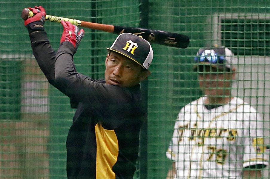 鳥谷敬の引退勧告は「冷たい」か?ベテランの進退に求められること。<Number Web> photograph by Kyodo News