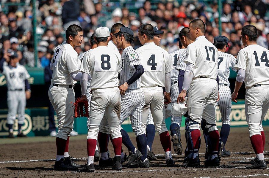 高校野球は、人を粗末に扱ってきた。野球部員の減少を実感する瞬間とは。<Number Web> photograph by Kiichi Matsumoto