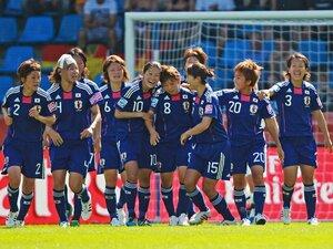"""女子W杯グループ1位突破の鍵は、安藤、永里、大野の""""トライアングル""""。"""