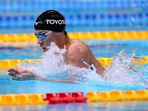 競泳界のホープが日本選手権初V。渡辺一平「世界記録更新」へ着々。