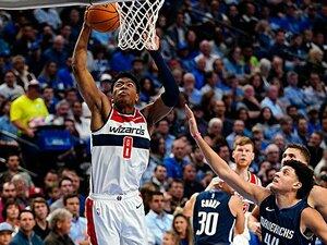八村塁NBAデビューでダブルダブル!「ひと言で言うと、彼は勝者だ」