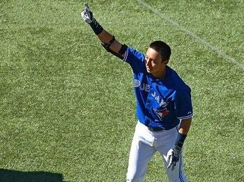 メジャーで躍動する永遠の野球小僧。天衣無縫な川崎宗則、本当の価値。<Number Web> photograph by Getty Images