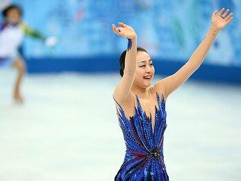 枠内のベストより、心の思うまま……。浅田真央、世界選手権へ感謝と共に。<Number Web> photograph by Asami Enomoto/JMPA