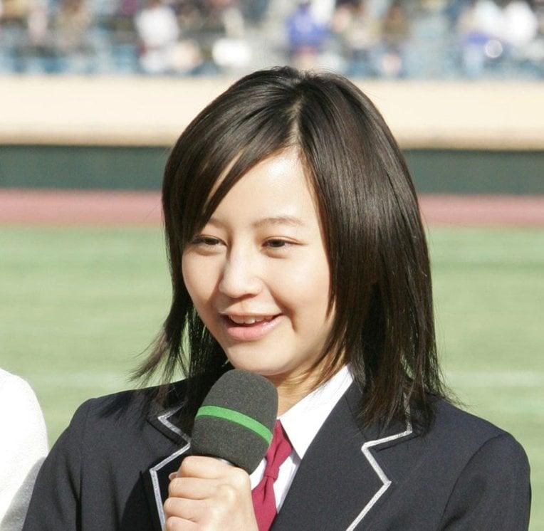 2005年(第84回)堀北真希   / photograph by