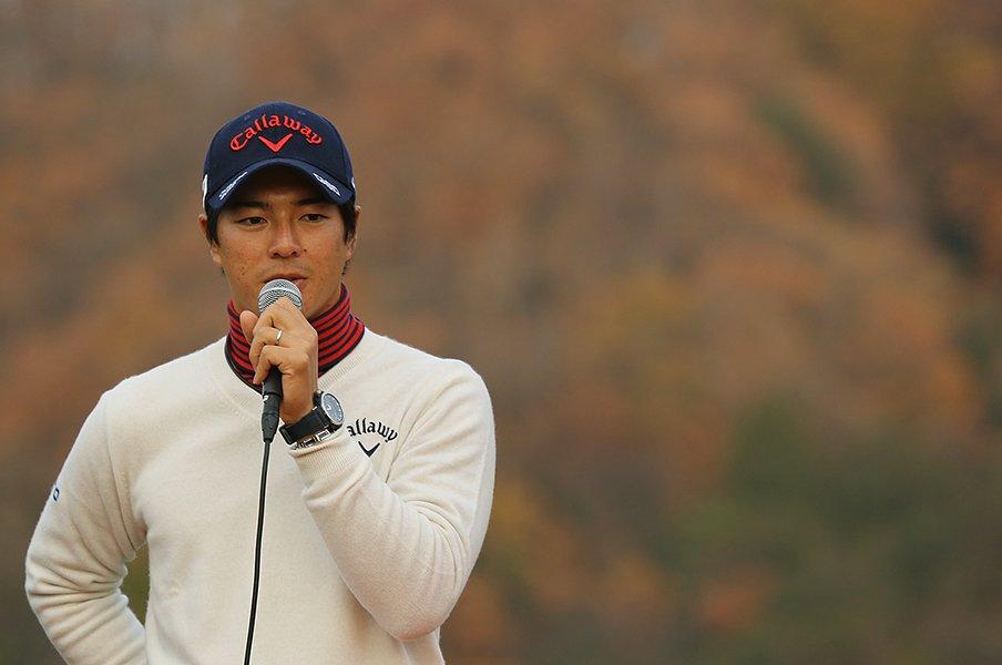 石川遼が気づいた自分の本当の心。「ゴルフがなくなったらオレ……」<Number Web> photograph by Yoichi Katsuragawa