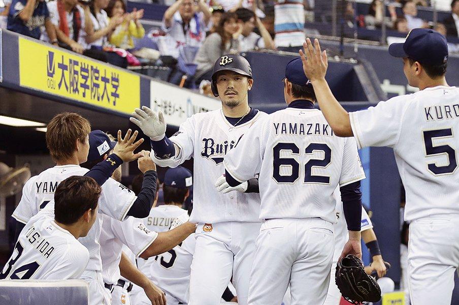 金子と西の移籍を逆手に変革せよ!オリックスに期待する長期ビジョン。<Number Web> photograph by Kyodo News