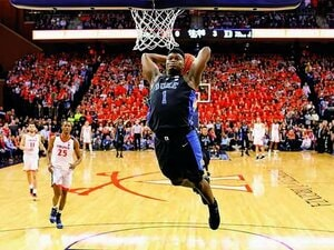 NBAでも勢いは止められない?全米が注目するレブロン二世の才能。~201cm、129kgのドラフト最上位候補~