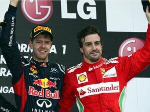 ラスト4戦で首位交代。戴冠のカギは予選にあり。~ベッテル対アロンソ、F1王者は~