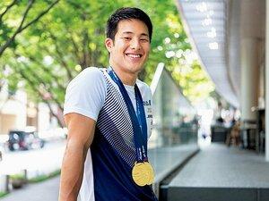 <世界水泳2冠王者の覚悟>瀬戸大也「誰のためでもなく、自分のために」