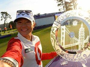 リディア・コの偉業。~女子ゴルフ、恐るべき18歳~