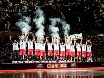 天皇杯3連覇の巨大な意義と、千葉ジェッツが目指すカルチャー。<Number Web> photograph by Kiichi Matsumoto