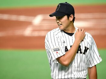 カーショークラスの才能と、現能力。大谷翔平と、MLBの「距離」を考える。<Number Web> photograph by Naoya Sanuki