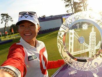 リディア・コの偉業。~女子ゴルフ、恐るべき18歳~<Number Web> photograph by Getty Images