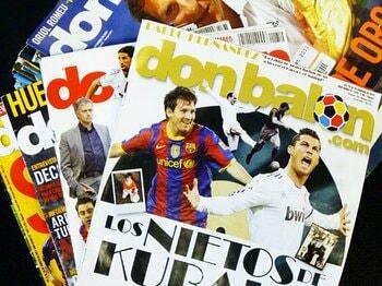 スペイン有名誌休刊に見る、スポーツメディアの危機。~サッカー雑誌を襲う2つの逆風~<Number Web> photograph by Daisuke Nakashima