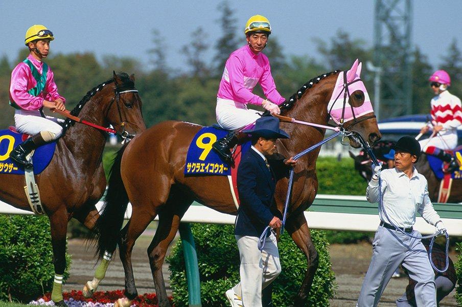小島太「俺はサクラの馬、境厩舎」名騎手、名調教師だった男の定年。<Number Web> photograph by Keiji Ishikawa