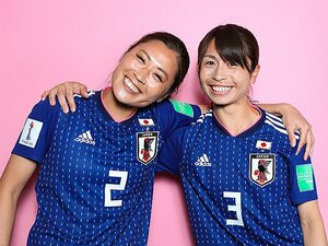 新生なでしこ、W杯初出場は17人!栄光を知る鮫島と宇津木の覚悟。