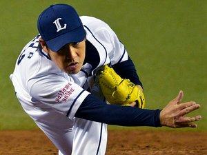 <西武躍進を支える投球術> 牧田和久 「強力打線を弄ぶ千手観音サブマリン」