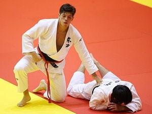 柔道・村尾三四郎が東京五輪代表落選の逆境で97キロにパワーアップ! 「ただシンプルに強くなる」極意