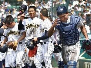 龍谷大平安を苦しめた投球リズム。鳥取城北の「戦術的な遅さ」とは。