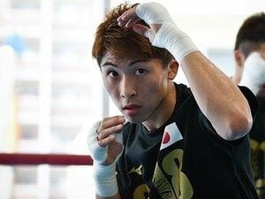 井上尚弥に久々の真剣勝負が到来。3階級制覇の相手は10年間無敗。