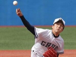 早大の大石達也、中大の澤村拓一。生で見ておきたい逸材たちの剛速球。