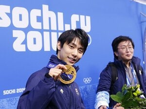羽生結弦の金メダルは歴史の上に。仙台人として、そして日本男子として。