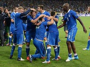 """EURO2012準優勝イタリアは""""ピンポン武闘会""""もアツかった!? モントリーボが明かす「バロテッリ、本当に強かった」"""
