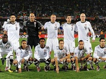 日本サッカーの勤勉とアメリカサッカーの勇気。~環太平洋選手権の設立を!~<Number Web> photograph by Getty Images
