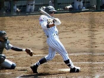 春季関東野球大会にスカウトが殺到。清原、松井クラスの逸材を検証する。<Number Web> photograph by NIKKAN SPORTS