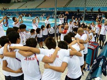 日本、史上最多38個のメダル獲得!個人競技で光った「チーム力」の結実。<Number Web> photograph by Asami Enomoto/JMPA