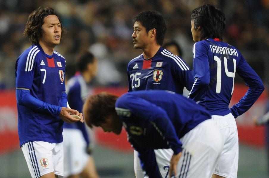 日本代表、国内組に最大の危機が。小笠原、遠藤の偉業を今こそ考える。<Number Web> photograph by Naoya Sanuki