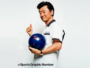 「ボウリングに恩返しがしたい」──。桑田佳祐がNumberの編集長になった理由。