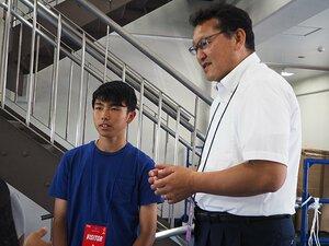 中田英寿を平塚に連れてきた男。甲府の名スカウトが語る目利き術。