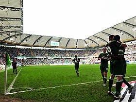 スタジアムから見えるブンデス流観戦哲学。
