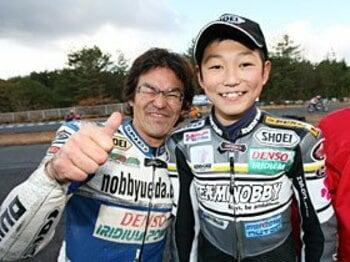 日本の二輪界、期待の星。日浦大治朗の明るい未来。<Number Web> photograph by Satoshi Endo