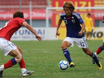 U-19敗退で覚醒するか、宇佐美貴史の稀有な才能。~U-20W杯連続不出場の中の光明~<Number Web> photograph by Shinji Akagi