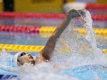 世界水泳はリオ五輪前最後の大舞台。伊藤華英が萩野不在の日本を語る。<Number Web> photograph by AFLO