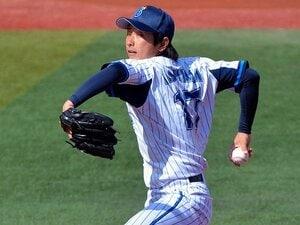 DeNA・三嶋一輝、2年目で担う大役。「開幕投手」の重圧を糧にする方法論。