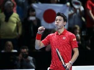 「若い」「日本人初」「アジア初」の次。2017年の錦織圭は何で驚かせてくれる?