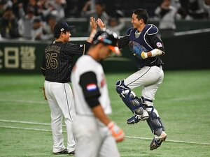 筒香、菊池、小林……WBCの真実。侍ジャパン100時間密着取材の告白。