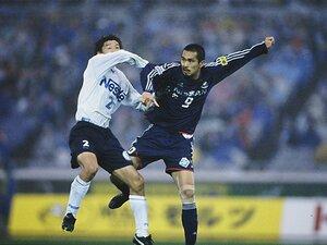 令和に語り継ぐ、J平成名勝負(6)~2003年2nd第15節:横浜FMvs.磐田~
