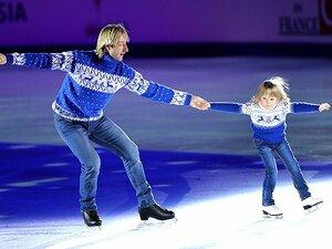 「ユヅルのほうがスケートが上手」プルシェンコが語る羽生結弦の実力。