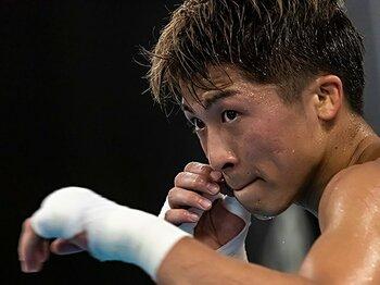 井上尚弥の圧倒的優位は揺るがない。では今、ドネアは何を狙っているか。<Number Web> photograph by Toshiya Kondo
