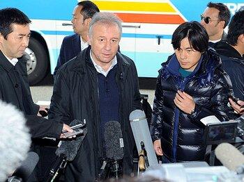 """サッカー界にも忍び寄る""""日本""""への過剰な反応。~原発事故が欧州に及ぼす影響~<Number Web> photograph by AFLO"""
