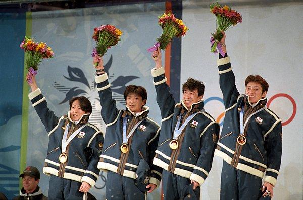 1998年2月17日 長野五輪ジャンプ団体 決勝
