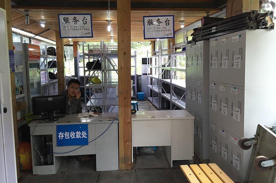 北京の青い空は、お値段3800億円!?ランニング文化はまだまだ発展途上。<Number Web> photograph by Tetsuhiko Kin