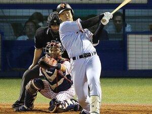 巨人・岡本和真と中村剛也の共通点。スラッガーが変化球を打つ理由。