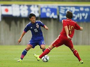 U-18で台頭する若き日本の才能。5大会ぶりのU-20W杯出場を目指す。