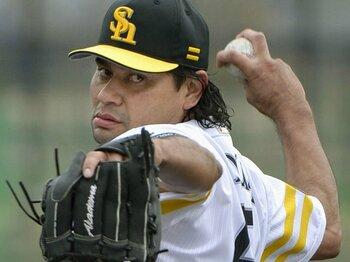 MLBマニアの外国人助っ人総チェック!~英雄・豪傑・悪人面のパ・リーグ編~<Number Web> photograph by Kyodo News
